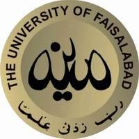 The University Of Faisalabad TUF Admissions 2017 Entry Test Online Form 1