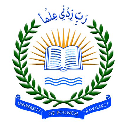 University Of Poonch Rawalakot UPR Admissions 2016 Fall Undergraduate Form