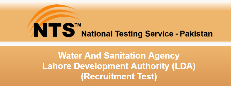 WASA LDA Lahore NTS Test Result 2015 Answer Keys 9th August Assistant Director
