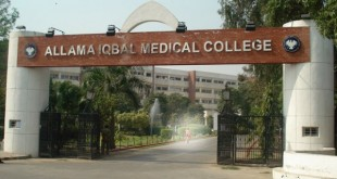 Allama Iqbal Medical College AIMC Lahore Merit List 2015 Open, Self