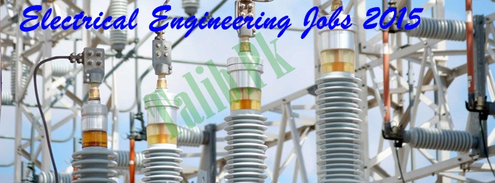 Electrical Engineering Jobs In Pakistan
