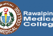 Rawalpindi Medical College RMC Merit List 2017 MBBS BDS 1st, 2nd, 3rd