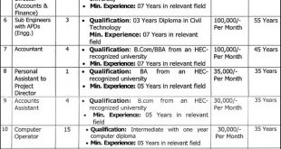 Sports Board Punjab Jobs 2017 Application Form Download Last Date