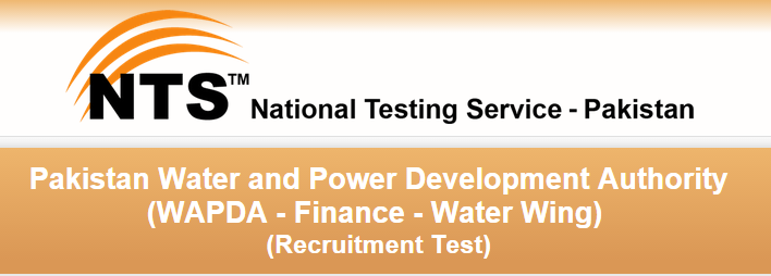 WAPDA NTS Test Result 2015 Accounts Assistant Jr Computer Clerk 20th September