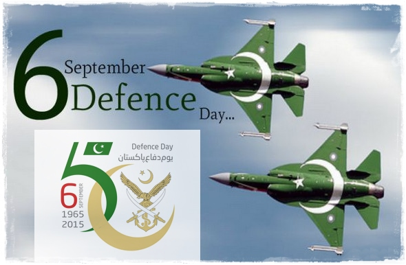 50th Defense Day of Pakistan 6th September