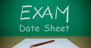AIOU Date Sheet Spring 2015 For Matric, FA, B.A , BS