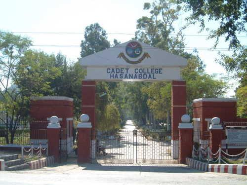 Cadet College Hasan Abdal Entry Test Syllabus Sample Papers