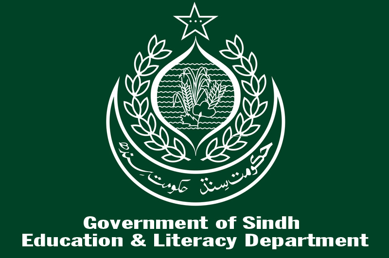 Education And Literacy Department Sindh Jobs 2015 Download Form Date