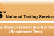 FBR Revenue Division Jobs 2015 In HQ, Customs Advertisement NTS Form