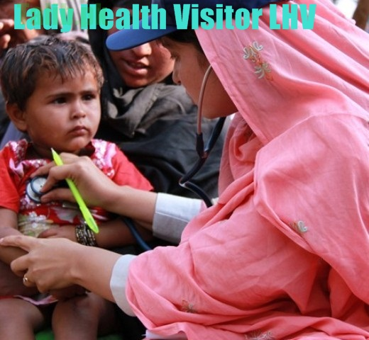 Lady Health Visitor Course In Pakistan