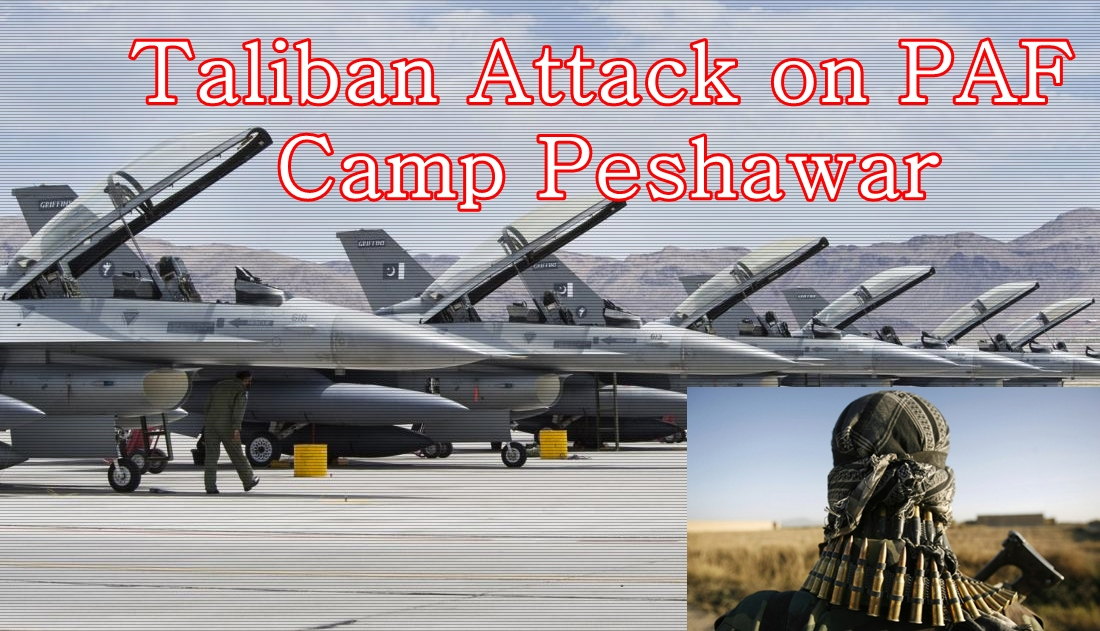 Taliban Attack on PAF 18th September 2015