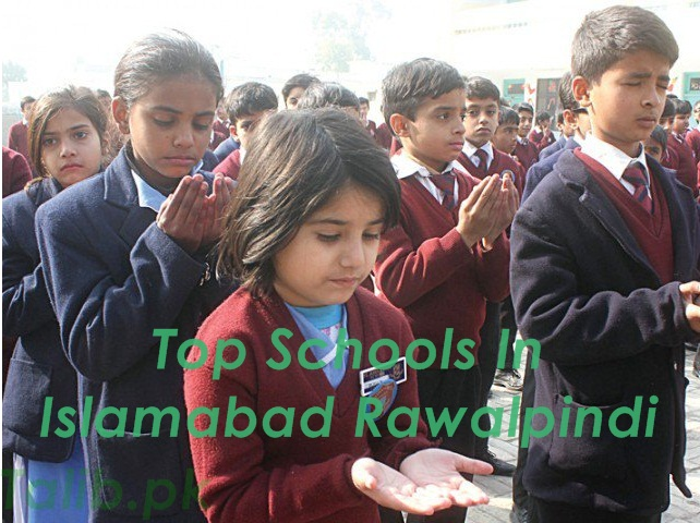 Top Schools In Islamabad Rawalpindi