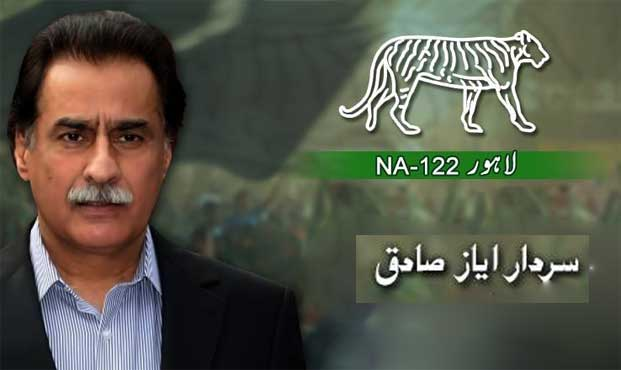 11th October, 2015 By Elections NA-122