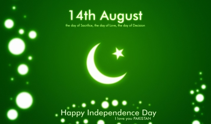 14th August 2015 Independence Day of Pakistan