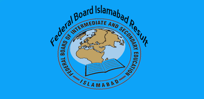 www.fbise.edu.pk SSC Part 1, 2 Supplementary Result 2016 Federal Board 9th 10th Result