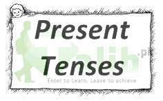 Present Tense In Urdu Language PDF