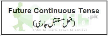 Future Tense In Urdu To English Language PDF Continuous