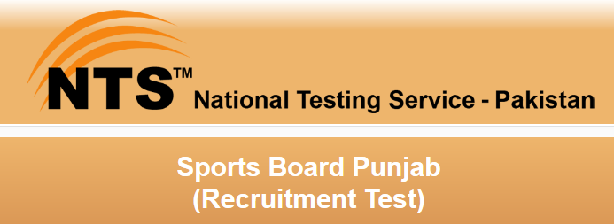 Punjab Sports Board Jobs NTS Test Result 2017 Answer Keys