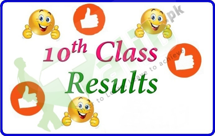 BISE Lahore Board 10th Class Result 2019 By Name, Roll No