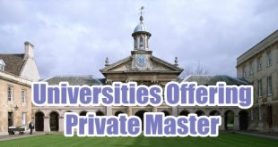 Which Universities Offer Private Master Degree In Pakistan