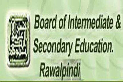 www.biserwp.com Inter Part 1 Result 2016 Rawalpindi Board 1st Year Result By Name, Roll No