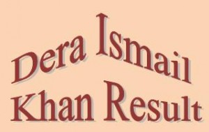 BISE Dera Ismail DI Khan Matric 9th, 10th Class Supplementary Result 2016