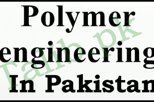 Polymer Engineering In Pakistan Scope, Jobs, Salary, Subjects, Universities