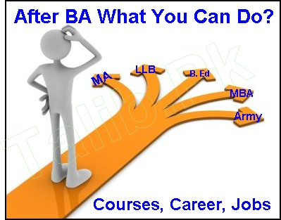 After BA What Can I Do In Pakistan Course Jobs Career