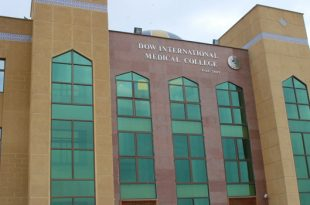 Dow Medical College Karachi Admissions, Fee Structure, Courses, Contact