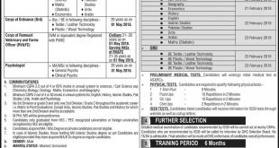 Join Pakistan Army As Captain Through Short Service Commission 2018 Registration