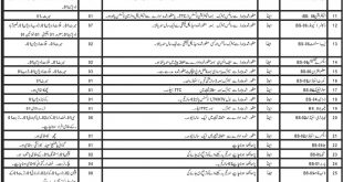 Jail Khana Jaat Balochistan Jobs Aapplication Form 2019 Last Date