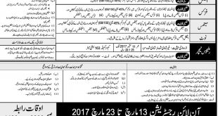 Join PAF Education Instructor And Religious Teacher Jobs 2017 Apply Online, Test Date