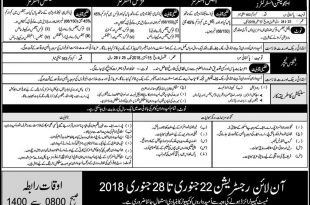 Join PAF Education Instructor And Religious Teacher Jobs 2018 Apply Online, Test Date