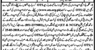 Excise Taxation & Narcotics Punjab Jobs 2018