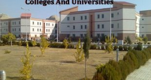Bannu Private Government Colleges And Universities List