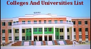 Malakand Private, Government Colleges And Universities List