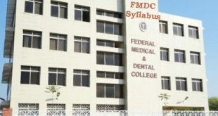 FMDC Entry Test Syllabus 2018 MBBS / BDS Download Pdf Online ETC