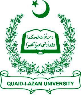 Quaid E Azam University MA Subjects List For Private Students