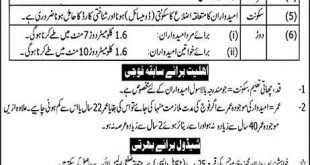 Punjab Police Constable, Lady Constable Jobs 2018 Application Form, Last Date