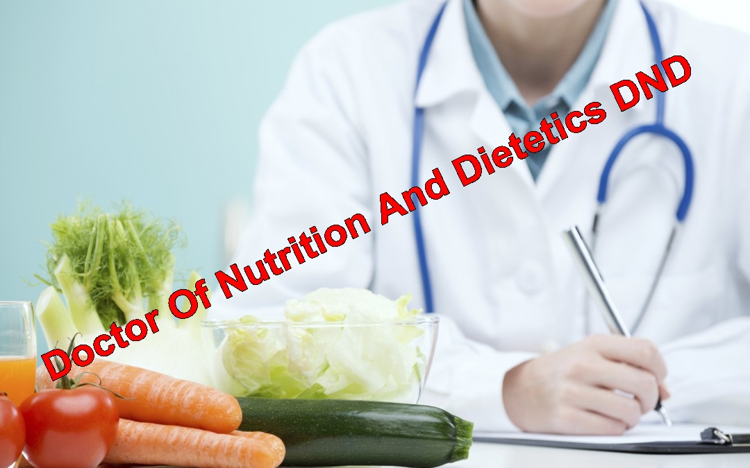 Doctor Of Nutrition And Dietetics DND Scope, Salary In ...