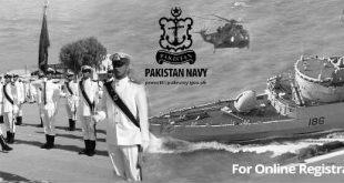 Join Pakistan Navy After Engineering, Branches, Eligibility, Procedure