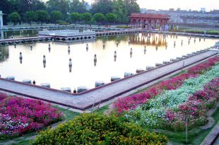 A Visit to Shalimar Garden Essay in English
