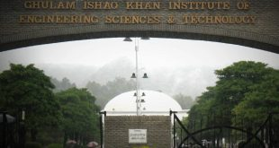 Ghulam Ishaq Khan Institute of Engineering Science and Technology GIKI University Islamabad Contact Number, Fee Structure, Admission Courses and Eligibility Criteria