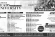 Lahore Leads University Admission Spring 2019 Form Last Date