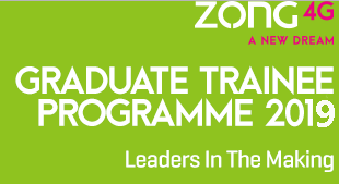 Zong Graduate Trainee Program 2020