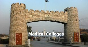 Public Sector Medical Colleges In KPK