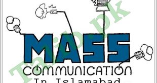 Universities Offering Mass Communication In Islamabad