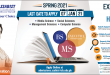 SZABIST Islamabad Admissions Spring 2021