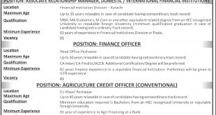 The Bank Of Khyber Jobs August 2019 Latest Advertisement