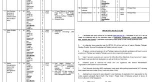 Pak Army MES Jobs 2019 Latest Advertisement, Form Last Date